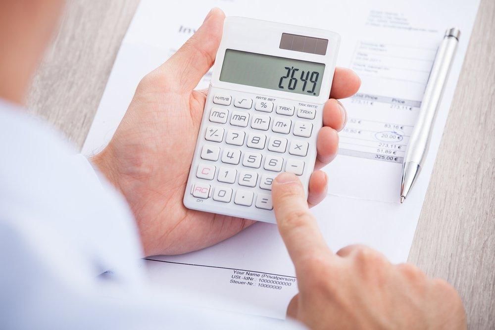 Как правильно рассчитать кредит формула?