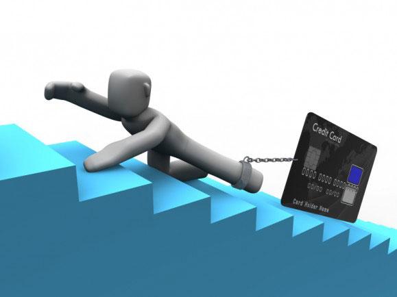 Погашения долга по кредитке