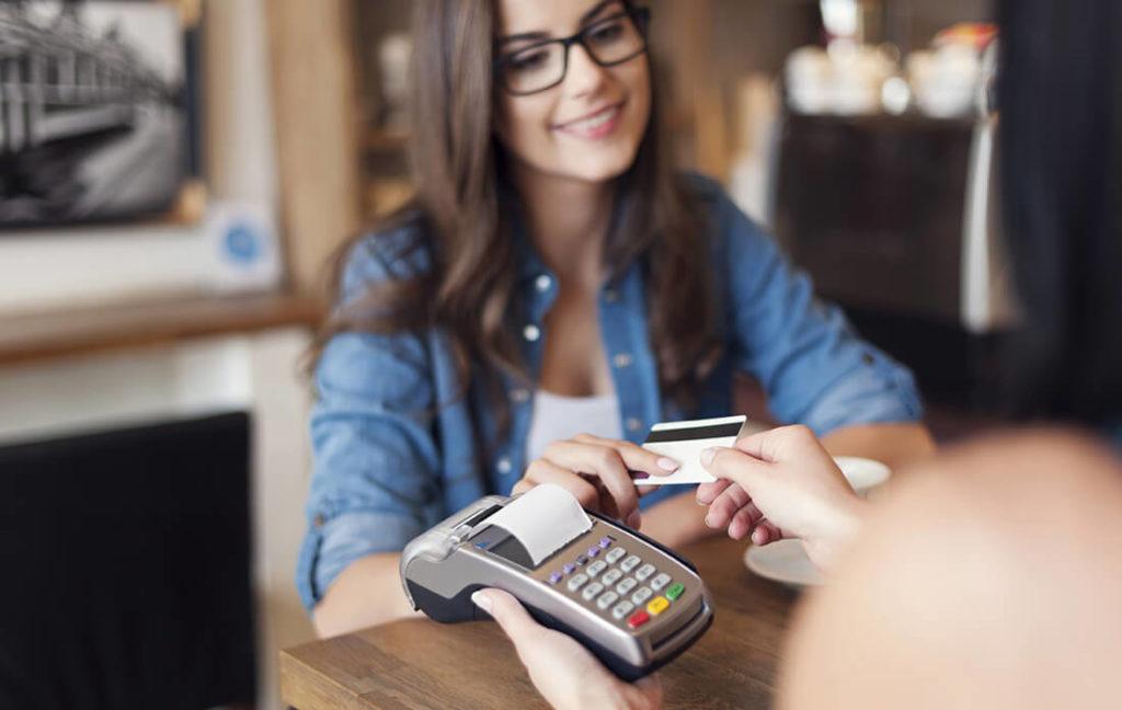 Покупки по кредитной карте Visa Gold